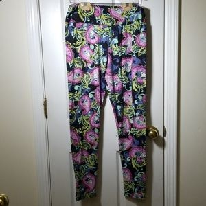 Lularoe tall and curvy paisley leggings